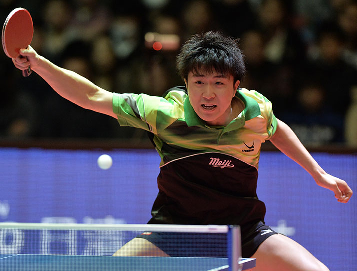 Jin Takuya finalist in All Japan Championships!