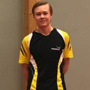 Svensk mästare i 14-årsklassen