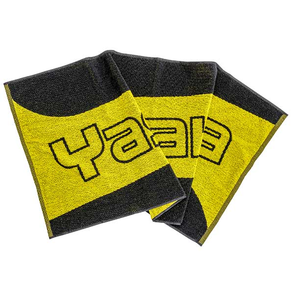 Yellow river towel