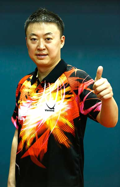 The story of the outstanding table tennis player Ma Lin - the only male player that has won the Olympic Gold in medals in men's singles, men's doubles and mixed