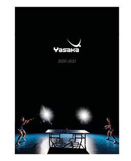 Yasaka product range 2020/2021
